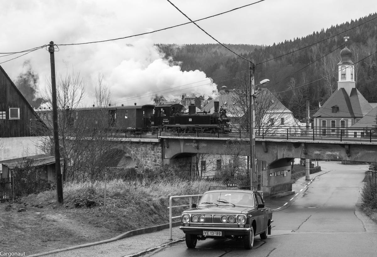 Schmalspurbahnen » Dampf zwischen Schmiedeberg und ...