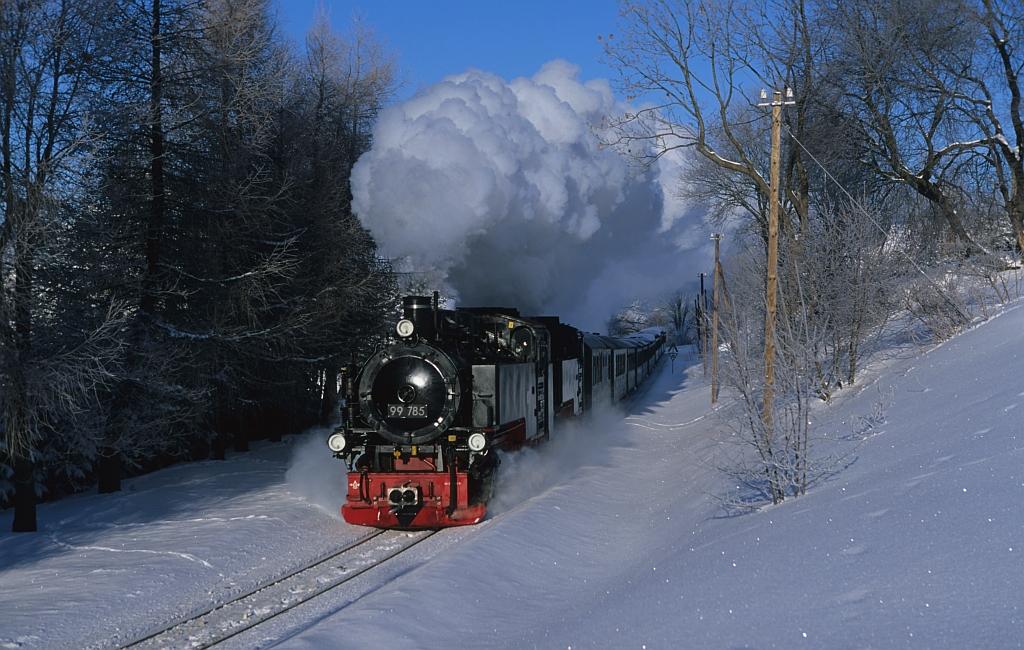 Winter im Erzgebirge - Teil 1 - Deutschland - www ...
