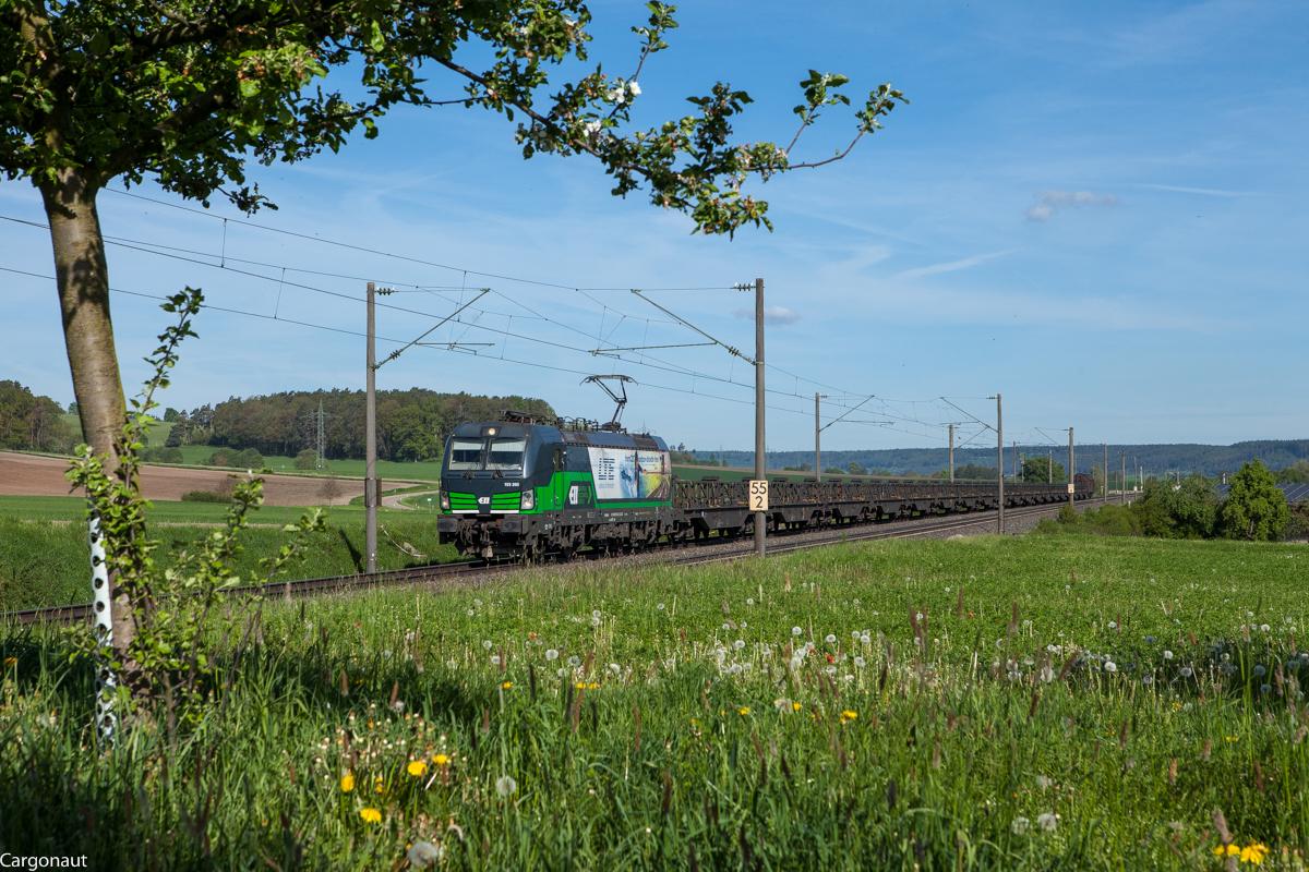 Gesammelte Werke aus dem Mai - Eisenbahnforum Nordostbayern