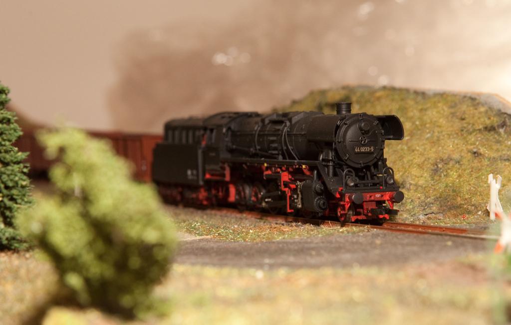 Modellbahn » Ein Traum wird nach 36Jahren wahr...